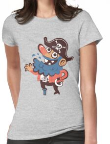 Y'arrrrr tee Womens Fitted T-Shirt