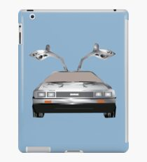 DMC DeLorean iPad Case/Skin