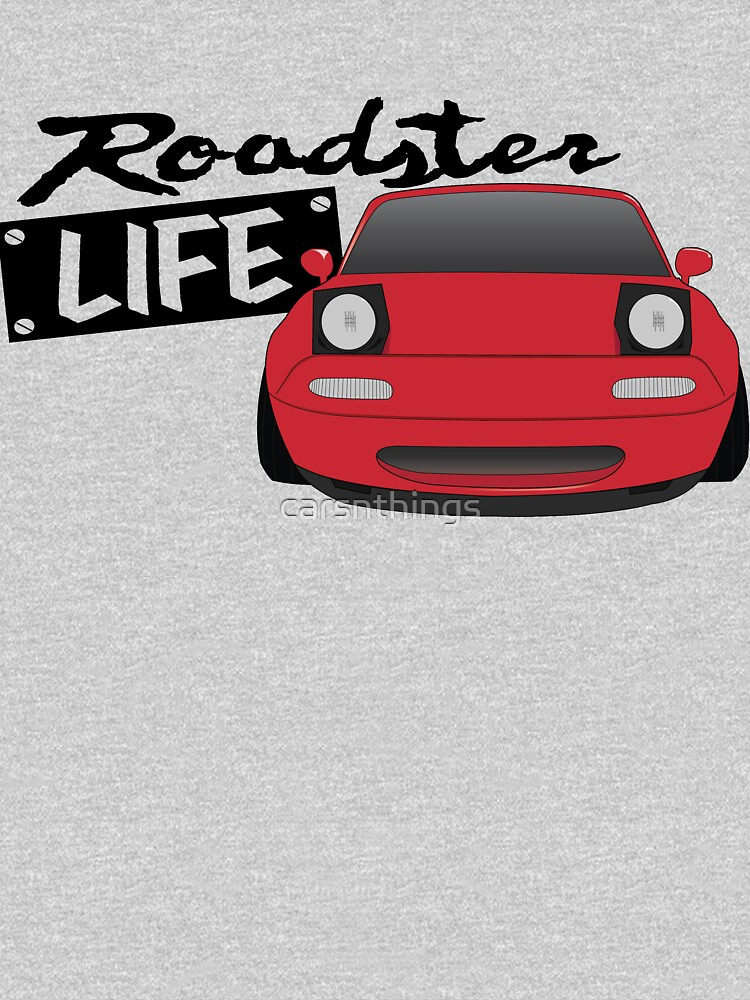 Mazda Miata - Roadster Life by carsnthings
