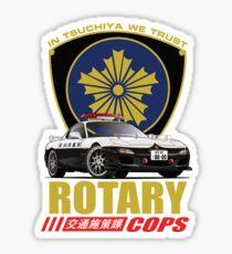 Rotary Cops RX7 FD Sticker