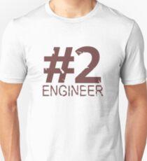 Engineer Number 2 Mug - RED T-Shirt