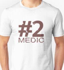 Medic Number 2 Mug - RED Unisex T-Shirt