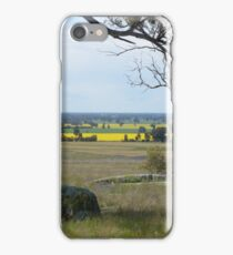 'Kilpa' views - Savernake, NSW, Australia iPhone Case/Skin