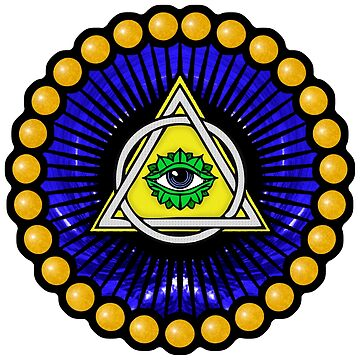 All Seeing Eye by Hedrin
