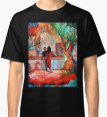 Plein Air Cafe Classic T-Shirt