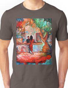 Plein Air Cafe Unisex T-Shirt