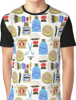 Barber shop Graphic T-Shirt