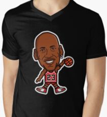 Michael Jordan Men's V-Neck T-Shirt