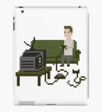Gamer Pixel Art iPad Case/Skin