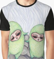 Cloud Monsters Graphic T-Shirt