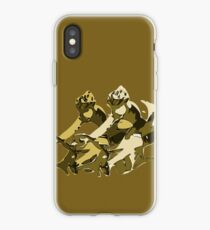 Cyclists iPhone Case