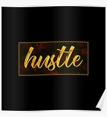 Hustle&Gold Poster