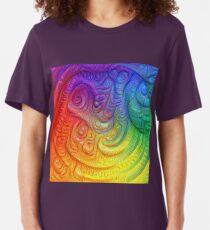 Color Foam #DeepDream Slim Fit T-Shirt
