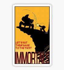 The Immortal Sticker
