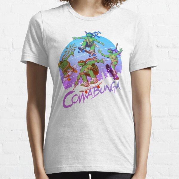 Cowabunga! Camiseta esencial