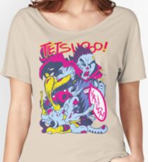 TETSUOOO! Women's Relaxed Fit T-Shirt