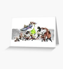 left 4 dead 3 to launch in 2017 Greeting Card