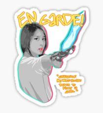 EnGarde Jiyeon Sticker