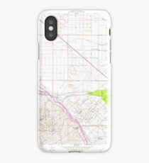 USGS TOPO Map California CA Tupman 102072 1954 24000 geo iPhone Case