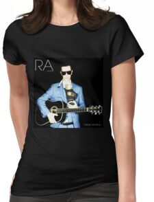 Richard Ashcroft  TOUR 2017 Womens Fitted T-Shirt