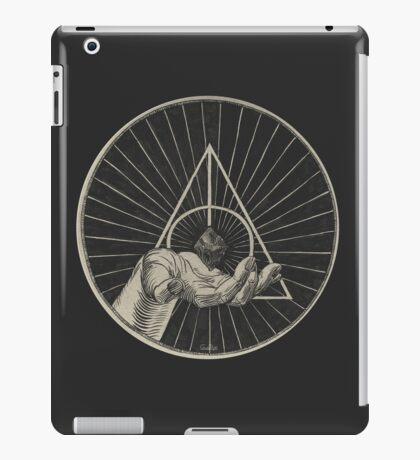 The Stone iPad Case/Skin