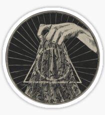 The Cloak Sticker