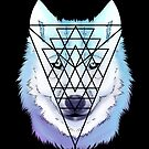 Wolf (black) by N E T H A R T I C
