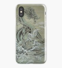Sea Dragon iPhone Case