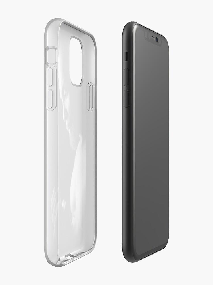 Coque iPhone «Kaaris 270 Sevran or noir le bruit de mon ame», par opngoo