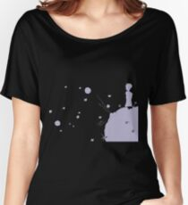 Le Petit Prince  Women's Relaxed Fit T-Shirt