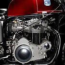 Münch Mammoth 1000 TT Engine by Frank Kletschkus