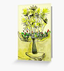 Bubbler Greeting Card