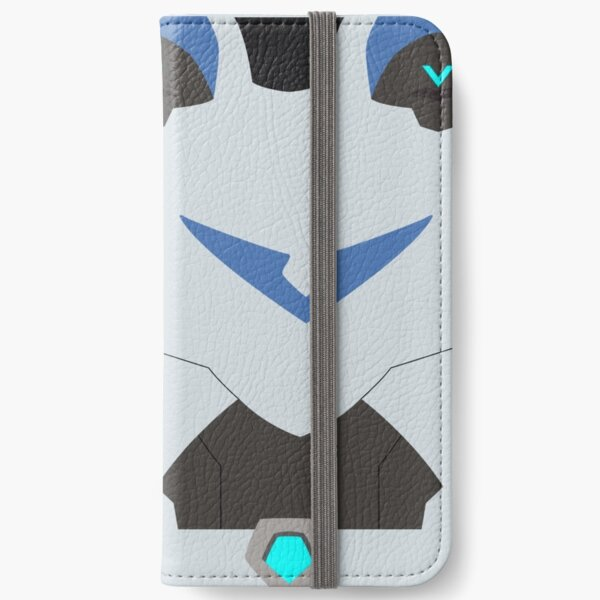 The Blue Paladin iPhone Wallet