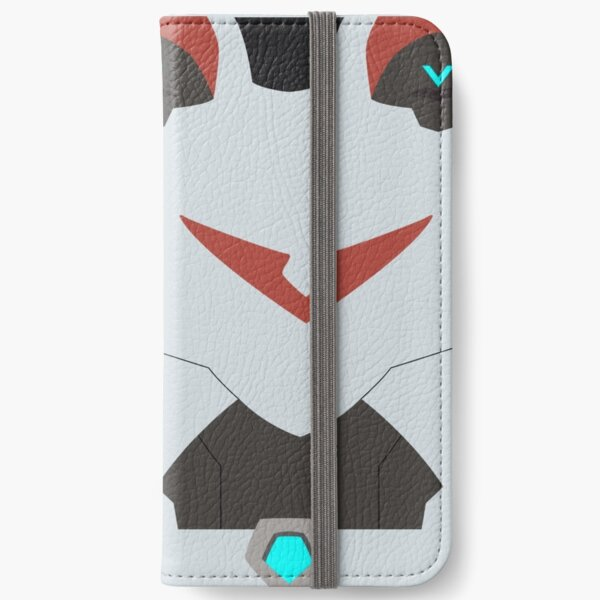 The Red Paladin iPhone Wallet