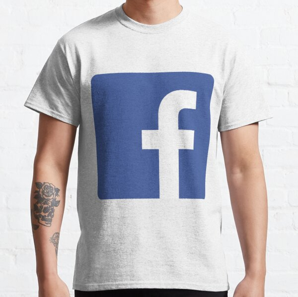 Facebook Classic T-Shirt