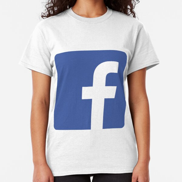 Women My Face On Facebook Classic Drawstring Sweatshirt