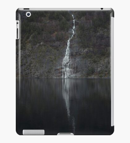 Waterfall (The Unknown) iPad Case/Skin