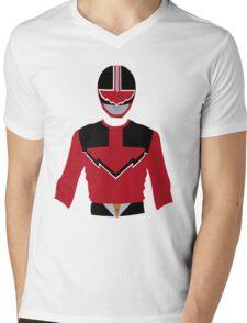 Time Force - Quantum Ranger Mens V-Neck T-Shirt