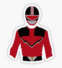 Time Force - Quantum Ranger Sticker