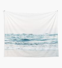 Kiss Me Like A Wave Wall Tapestry