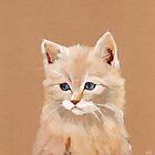 Lonely Cat Contemplates the Infinite by Jason Edward Davis