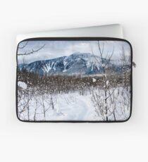 Snow day Revelstoke  Laptop Sleeve