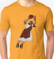 Jumpshot Jesus T shirt Unisex T-Shirt