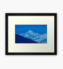 Frenchman Cap Framed Print