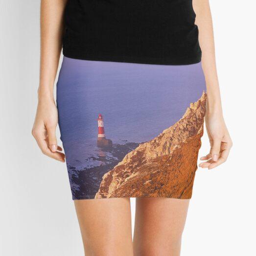 Beachy Head Lighthouse  Mini Skirt
