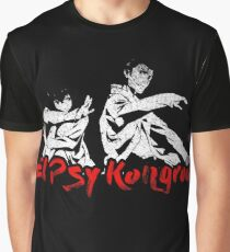El Psy Kongroo Graphic T-Shirt