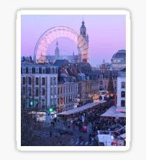 Lille  Sticker