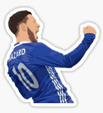 Eden Hazard Sticker