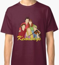 Neighbours Kennedy Family Portrait Classic T-Shirt