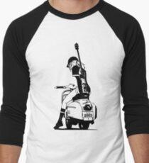 Fooly Cooly - Haruko Vespa Men's Baseball ¾ T-Shirt